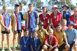 2015 Mitchell Combined Schools Track & Field Carnival